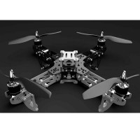 ST330 Folding Quadcopter ARF Aircraft 330mm Wheelbase Aluminum Multicopter w/ Flight Control