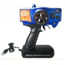 HSP R/C Car Simulator Virtual RC Racing Pistol Grip w/ Software&USB 94129