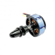 XMhobbies AKE QuadDancer QD1200B Outrunner Brushless Motor1200kv with Rotor Grip