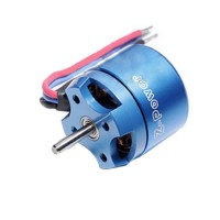 Gazaur Z-Power Lingo 3300V Outrunner Brushless Motor for 400 450 500 Helicopter