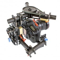 CineStar Camera Mount 3 axis Pan/Tilt/Zoom PTZ For Photography