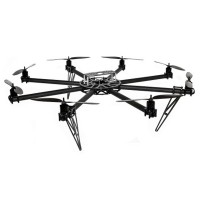 CineStar-8 RED Epic FS100 C300 FPV Carbon Fiber Multi-Rotor Octa Copter