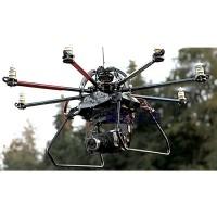 Droidworx SKYJIB 8 Aluminium Multi-Rotor Octa Copter FPV Aircraft 4kg Carryingload