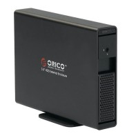ORICO 7619US3 3.5' SATA USB3.0 Hard Drive External HDD Enclosure Dock Support 3TB-Silver