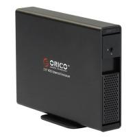 "ORICO 7619US 3.5"" SATA USB 2.0 HDD External Enclosure Support 3TB SATA3-Black"
