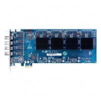 4 Channel HD-SDI 1080P Display Recording Hybird DVR Video Capture Card