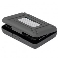 ORICO PHX-35 3.5 inch Hard Drive HDD Storage Protection Box Protector Case Grey