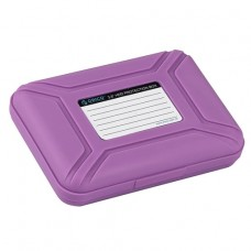 ORICO PHX-35 3.5 inch Hard Drive HDD Storage Protection Box Protector Case Purple