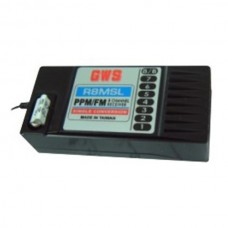 GWS R8MSL 8-ch Micro Receiver GWRXS003 Frequency Selectable