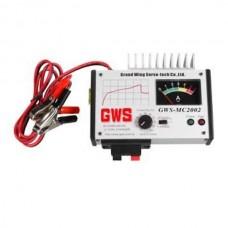 GWS GW/MC2002 Peak Charger 4-12 Cell MC2002