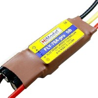HiModel Fly PRO 110A SB Brushless ESC 2-6S 5A BEC for Multi-Rotor Copter