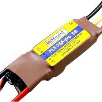 HiModel Fly PRO 75A SB Brushless ESC 2-6S 6A BEC for Multi-Rotor Copter