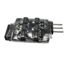 DYS 3A Micro 1S Brushless ESC Speed Controller for Micro-Multicopter 4-Pack