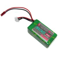 Gens ACE 800mAh 11.1V 15C JST Plug Lipo Battery Pack for RC Airplanes