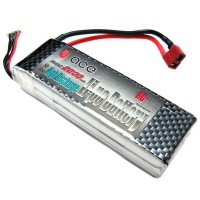 Gens ACE 2200mAh 11.1V 20C T Plug Lipo Battery Pack for RC Airplanes