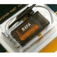 CORONA 4Ch 2.4G Spread Spectrum/FASST Receiver R4FA Futaba TM7/TM8/ TM10 /TM14