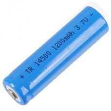 1pcs Tomo TR14500 14500 1200mAh 3.7V Rechargeable Li-ion Battery