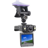 Portable Camera HD 720P Car Camcorder DVR P5000 with 2.5 Inch Screen