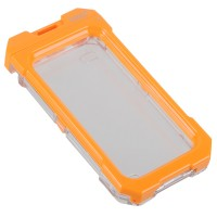 Ipega 3M Waterproof Protective Box Case Cover for Apple iPhone 4 4G 4th Orange