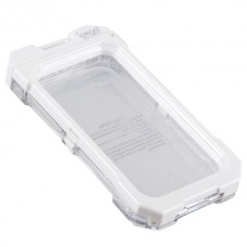 Ipega 3M Waterproof Protective Box Case Cover for Apple iPhone 4 4G 4th White