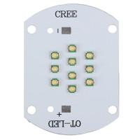 30W Aquarium Tank Warm White XPE LED Lighting For Fish Feeding Industry 30-36V