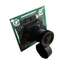 600TVL Color 4-9mm Vari-focus CCD WDR Camera Len for OSD FPV RC