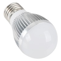 E27 5630 LED 6.4W White Light Lamp Bulb 220V
