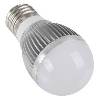 E27 5630 LED 6.4W Warm White Light Lamp Bulb 220V