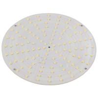 Super Bright 220V Warm White Light 120 LED Ceiling LED Panel Board Lamp Lighting 2000lm