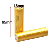 LiFe Battery Pack Po4 18650pr0 3.2V 1100mAh 25C for RC Boat Airplane