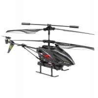 WL S977 3.5 CH Radio Control Metal Gyro RC Helicopter FPV with Video Camera