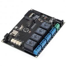 Arduino with 4 Channels Relays Development Platform - RBoard