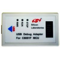USB Debug Adapter for C8051F MCU U-EC3 U-EC5 U-EC6 Emulator Downloader
