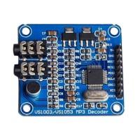 Development Board For VS1053 MP3 Module Decorder MIC VS1003B/VS1053 MP3 Decoder
