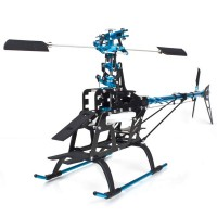 ARF Carbon Fiber Helicopter Metal Upgrade Trex 450 V2 RC KIT