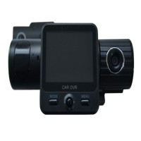 "F6000 2.0"" Vehicle IR Camcorder Video Camera Car DVR Black Box"