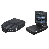 "Portable Car DVR Car Camera 198F 2.5""TFT HD Screen Rotatable Car Camcorders"