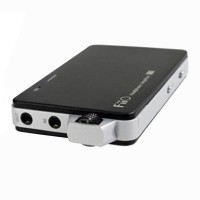 FiiO E11 Portable Headphone Amplifier/Amp with Three Level Bass Boost
