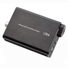 FiiO E10 Amp USB DAC Digital to Analog Signal Portable Headphone Amplifier