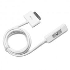 White FiiO E1 Headphone Amplifier Amp Line Remote Control