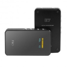 FiiO E7 USB DAC Portable 3.5mm Headphone Amplifier E7
