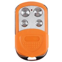4 Channel RF Wireless Remote Control Garage Door 315mhz-Orange