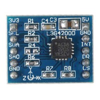 3-AXIS Gyroscope Gyro L3G4200D Sensor Board Module Self Balance Robot
