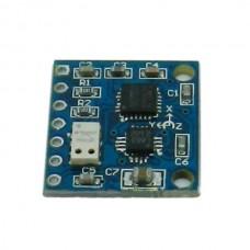 10DOF MS5611 HMC5883L MPU6050 Module MWC Flight Control Sensor Module MWC