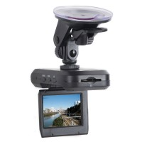 "2.5"" LTPS TFT LCD Screen 4* Digital Zoom LED HD Car DVR Camera Audio Video Recorder"