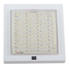 Down Light Ceiling Bulb 12V 28W 2300LM 144 LED SMD5050 LED Lamp with Cover-White