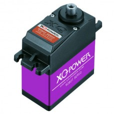Waterproof XQ-Power 56g 20kg 13sec 180 Degree Titanium Gear Metal Servo RS420