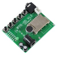 Digital Sound Recording Voice Module WTR010-SD for Digital Voice Recorder