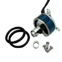 9.6G Mini 3000kv Brushless Outrunner Motor C1404-3000 4-Pack