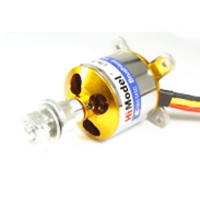 A2217 1750KV Outrunner Brushless Motor for Airplane 4-Pack